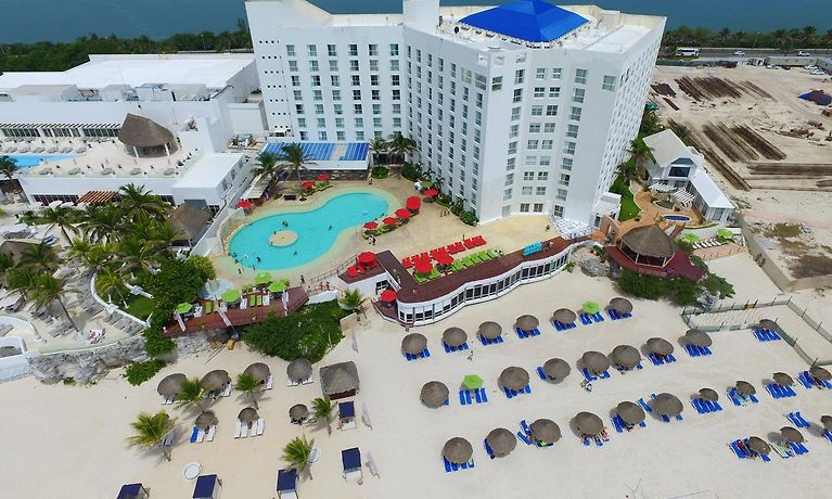 Hotel Sunset Royal Beach Resort Cancun Book 4 Star